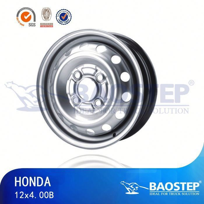 BAOSTEP Direct Factory Price Ts16949 Certified 12x4.00B Wheels Rims