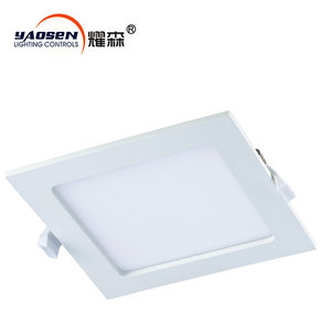 2018 NEW Energy star square 12w led downlight dimmable