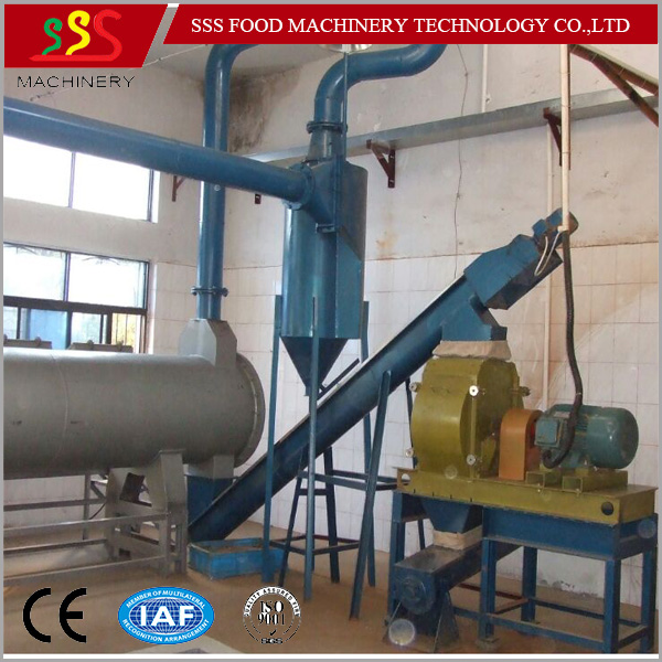 Complete production line bone fish meal machine/fish meal plant for sale