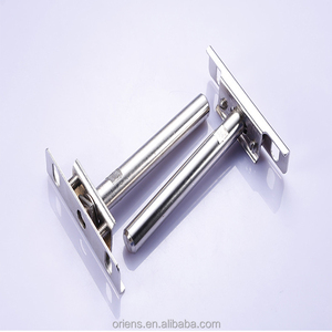 Adjustable Home Wall Blind Shelf Concealed Mount Support Hardware Floating Blind Shelf Bracket