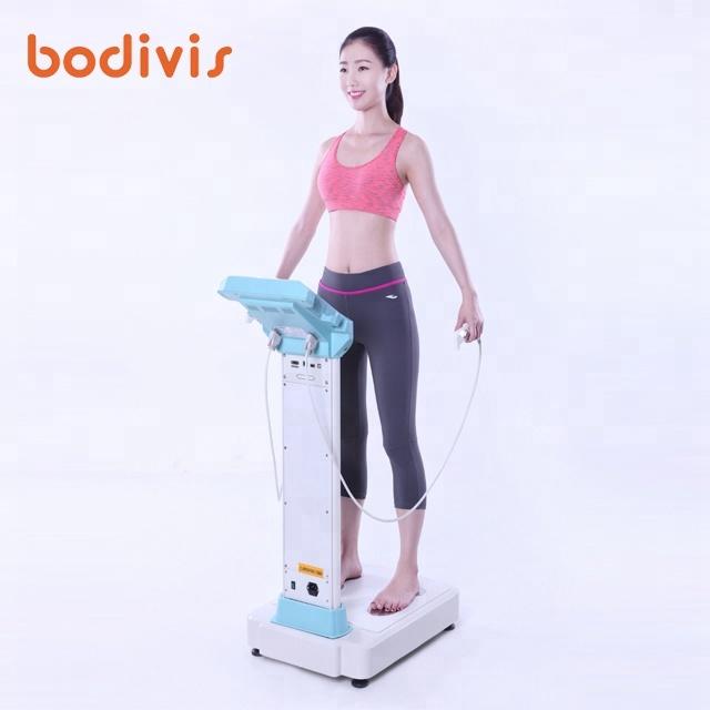 Hot in spa professional body analyzer body fat monitor machine low price