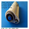 50ml 10:1 plastic PBT AB cartridge/dual cartridge/caulking cartridge for for AB arylic adhesives in Marble& Surface Solid