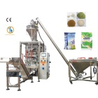 2 Years Warranty Automatic Pearl Powder/Mask Powder Packing Filling Machine Line