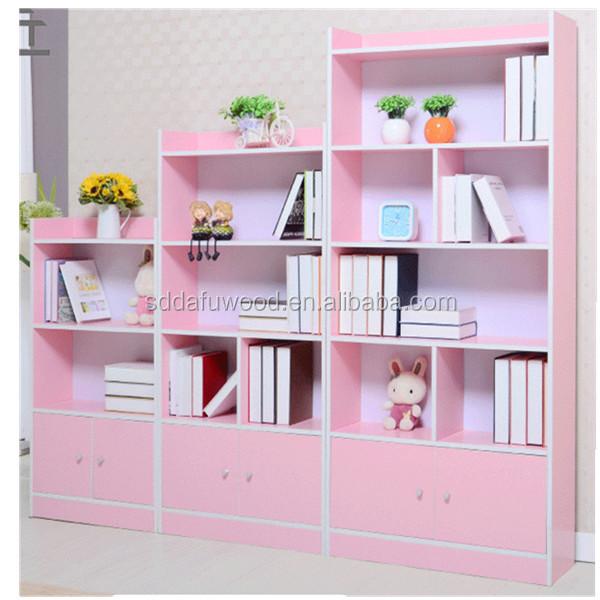 Cheap Children Wooden Bookcase