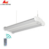 Warehouse led high bay light 100w 625mm indoor led linear industrial high bay warehouse light ETL CE