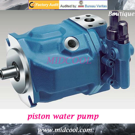 A10V Series Rexroth hydraulic piston water pumps