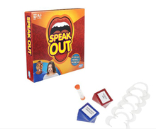 1set Speak out game best selling board game family catch phrase game