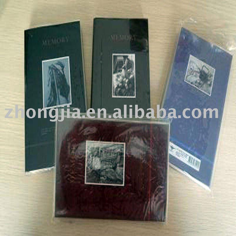 Sf-8811 Soft Cover Memory Notebook