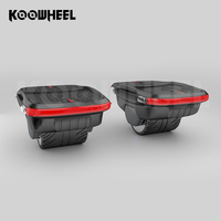 Koowheel Electric self balancing hovershoes smart hoverboard