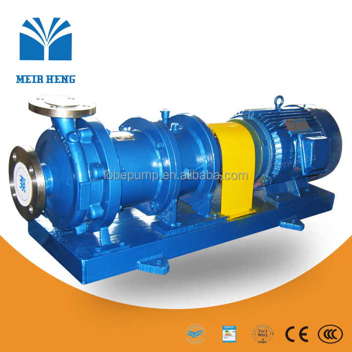 CQB CQB-G magnetic driven industrial pump hot liquid circulation pump centrifugal pumps price
