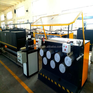 2018 High Performance PET PP Strapping Band Tape Machine Extrusion Production Line With CE ISO Certificates