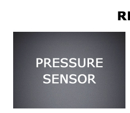 Pressure Sensor for HAVC System 0-5v Liquid Gas Transmitter