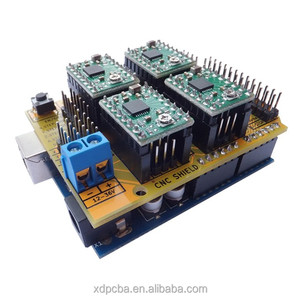 air conditioner control card,assembly line,pcba (ISO9001/TS16949/IPC/ROHS/UL)