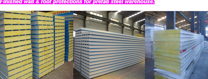 china best price mezzanine steel structure warehouse