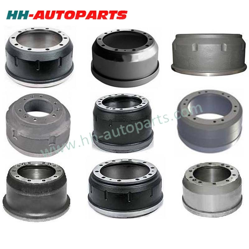 Good Price 3464231201 for Mercedes Truck Spare Parts, Hight Quality Brake Drum for Benz Truck