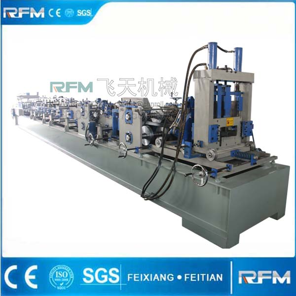 High Speed Practical C Z Purlin Roll Forming Machine