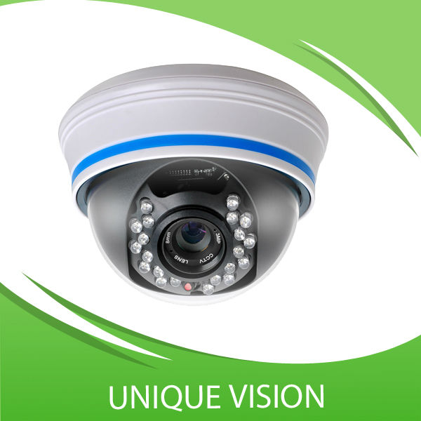 Including PC surveillance platform, Andriod and iPhone software, Built-in Two-way Audio,Day&Night IP Camera