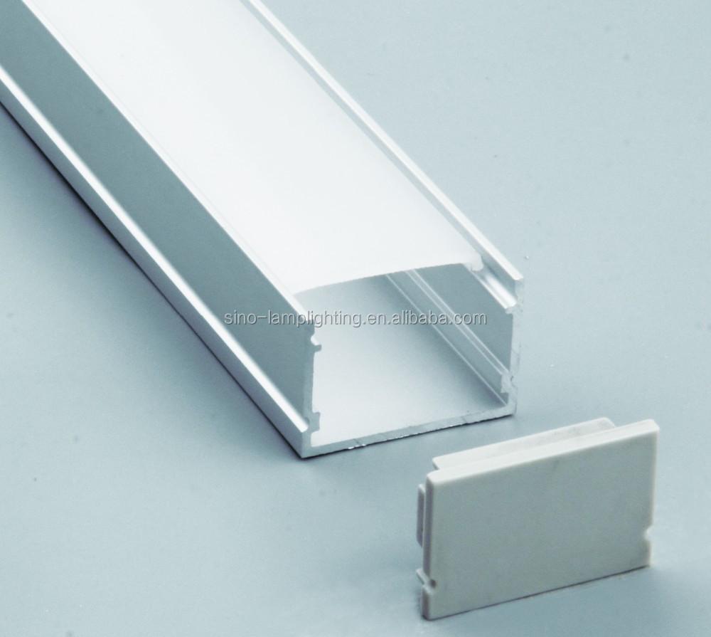 Perfil De Aluminio Para Mueble De Cocina/aluminio Muebles Led Luces ...