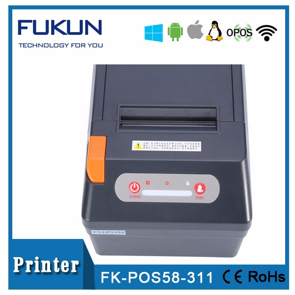 2 inch/58mm Bluetooth Thermal Pos Printer