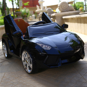 2017 Popular wholesale Chinese new baby electric car with RC