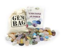 wholesale natural bulk gemstone stone beads bag loose gemstone