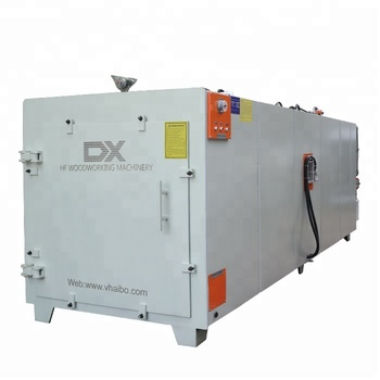 high frequency vacuum kiln price wood drying machine