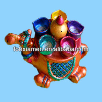 Customized Clay Diyas Diwali Decorative Lights