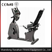 New products /sports equipment/fitness equipment /Commercial Cardio machine Recumbent Bike / TZ-7007