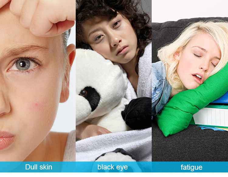 Sleep Disorder Jet lag Treatment Light Physical Therapy Smart Sleeping Glasses for Insomniacs
