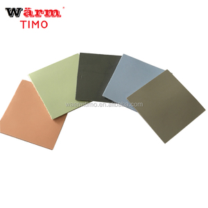 Best Fiberglass Reinforced Silicon Rubber Thermal Conductive Pads for CPU/GPU/PCB