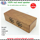 2014 New factory direct sale bamboo induction speaker Eco Speakers Wireless Wooden Speakers for all ipad and mobile phones BMS03