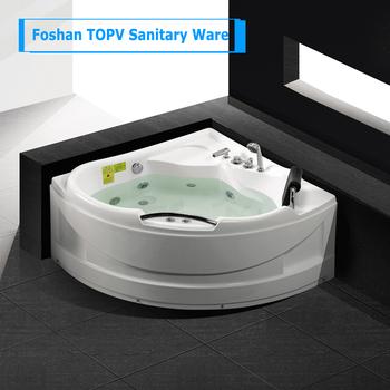 Jacuzzi Triangular.Small 1400mm Acrylic Corner Triangular Spa Bath Massage Jet Whirlpool Bathtub Tub Mt 8300 Buy Spa Bath Whirlpool Bathtub Bathtub Tub Product On