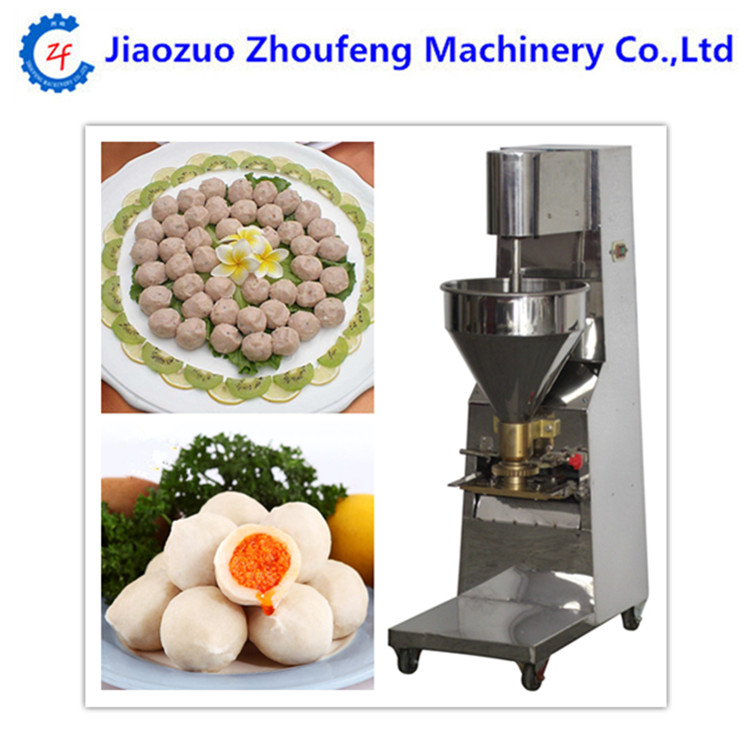 Machine to make meatball Email:anne@jzhoufeng.com
