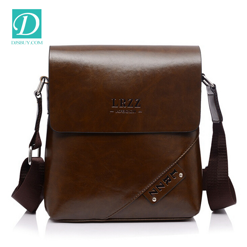 New Products Single <strong>Shoulder</strong> Bag For Men Fashion PU Leather Crossbody Bag Made In China