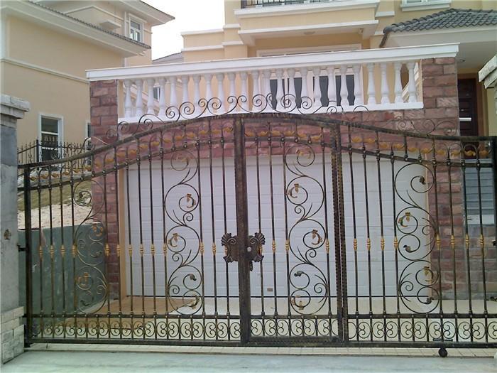 House Gate Design,Main Gate,Iron Gate 005