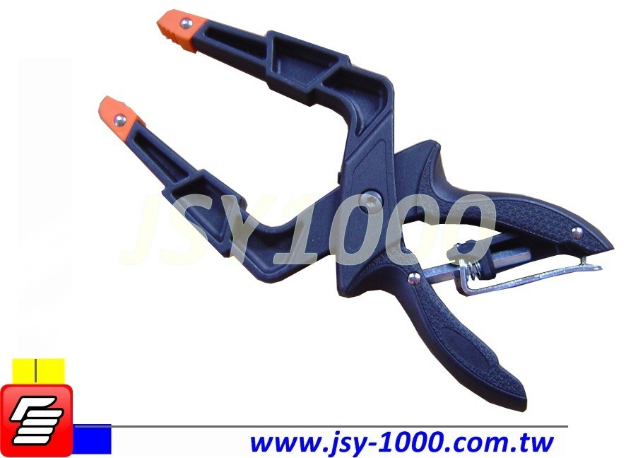 JSY132-Quick Release Save Effort Strongly Grip Wood Stick Spring Clamp