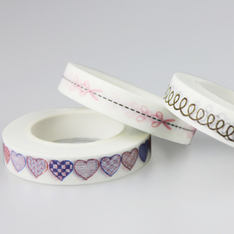 decorative scotch tape cinta adhesiva decorativa scrapbooking paper washi masking tape sticker. Black Bedroom Furniture Sets. Home Design Ideas