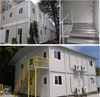 40ft Two-storey Prefab Container modular building