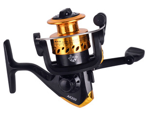 Rg New Style Dream Fishing Series Spinning Reel With Metal Spool