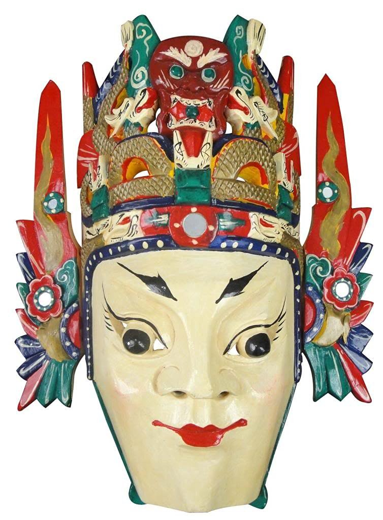 Cheap Chinese Wood Mask, find Chinese Wood Mask deals on line at ...