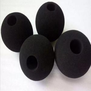 Party Sponge Ball Black Foam Clown Nose for Halloween Ball