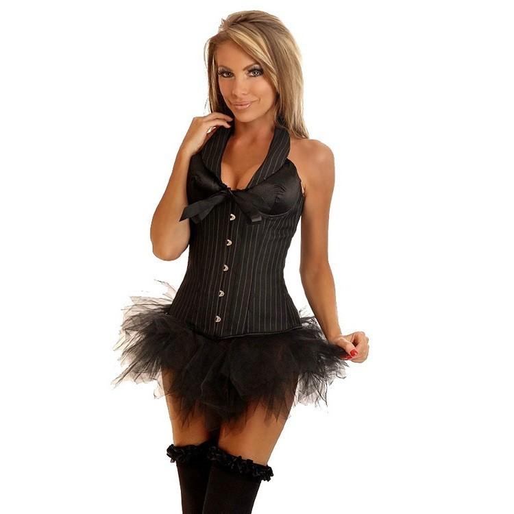 579d03159 Wholesale women plus size waist training corsets for sale overbust ...