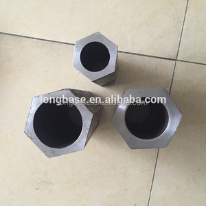 Mild Carbon Steel Hexagonal Tube/Pipe