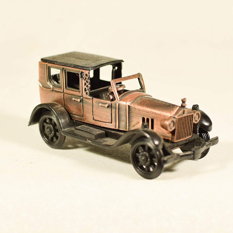 Metal Die Cast Rolls Royce Sharpener - Antique Finished Car Miniature Pencil Sharpener