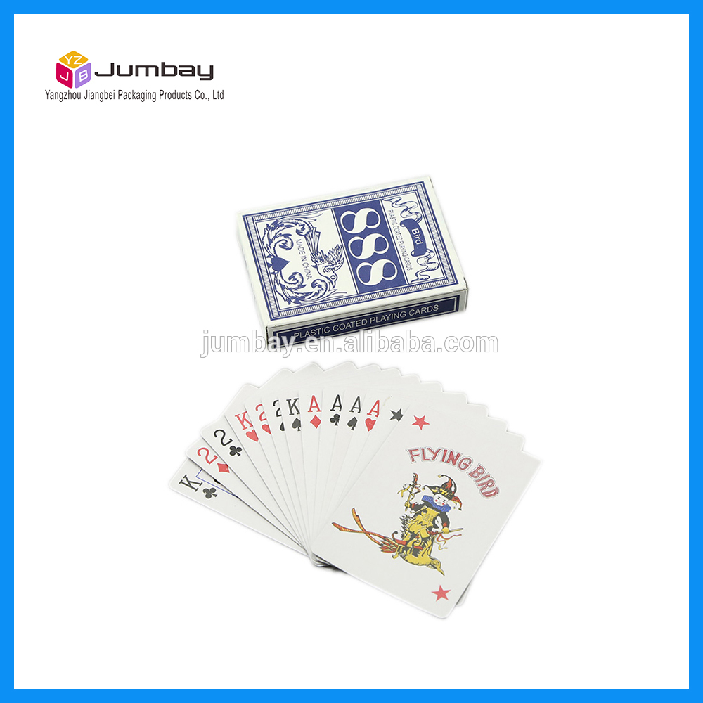 Popular paper memory game card/art paper playing card game