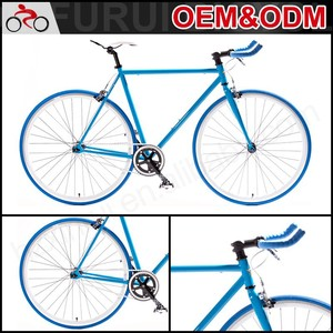Factory 700C used road bikes for sale fixed gear bicycle