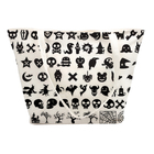 Heavy Duty Halloween Bag Canvas Cotton Shopping Tote Grocery Bag