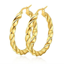 New Fashion Cheap Best Place To Buy Earrings Online Hoop Earrings Stainless Steel