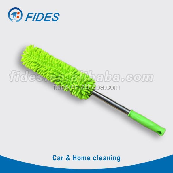 microfiber long handle car cleaning duster