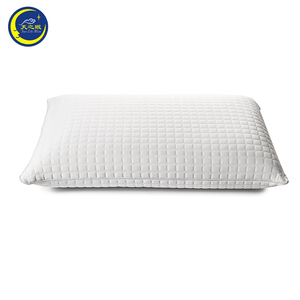 High quality neck protecting traditional massage foam pillow